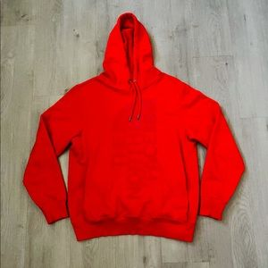 The North Face Hoodie Sweatshirt Pullover Pockets